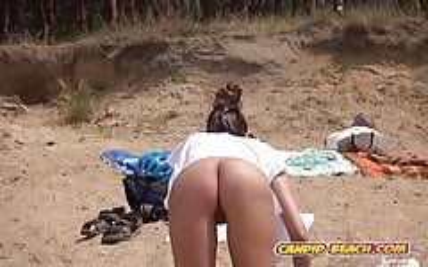 Amateur Beach Hidden Cam Milfs Spy Voyeur