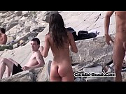 Teen Naked Toples Beach HD Video