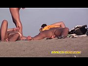 epic nude beach amateur foursome