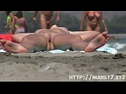 Amazing woman Topless on the Beach