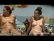 Nudist beach couple anal sex