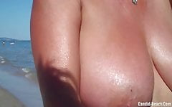 Mature Nudist Milfs Beach SpyCam Close-Up Voyeur HD Video
