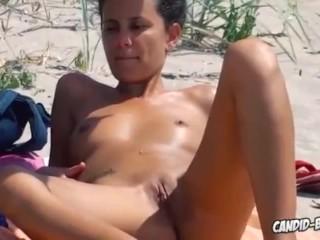 Girl lying with her legs spread, Jerks Off her boyfriend