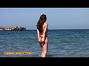 Naked couples fucking on the beach by voyeur camera parte 1