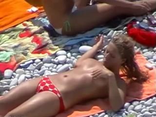 Nude Beach #17